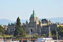 Victoria, BC: First Glimpses